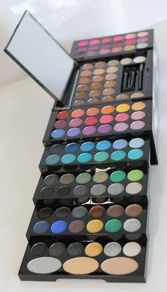 FB winactie: Sephora color pop-up store