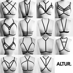 """2,052 mentions J'aime, 135 commentaires - Beauty Begins Underneath. (@altur.co) sur Instagram: """"See all the styles at www.altur.co"""""""