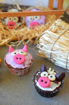 Ninas kleiner Food-Blog: Bauernhof-Geburtstag