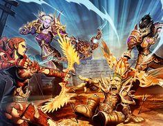 Warcraft - Tracker mark by GENZOMAN.deviantart.com on @DeviantArt