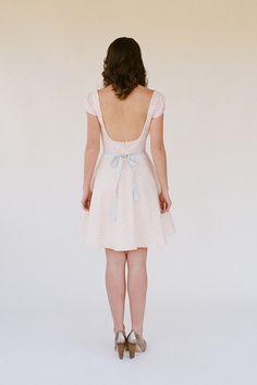 willow dress - sample sale!
