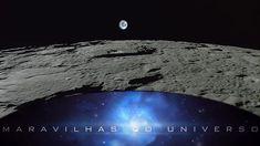Maravilhas do Universo: Japão divulga imagens de câmera de TV HD na Lua