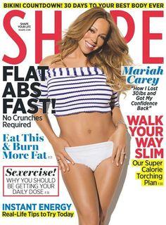 Shape magazine cover