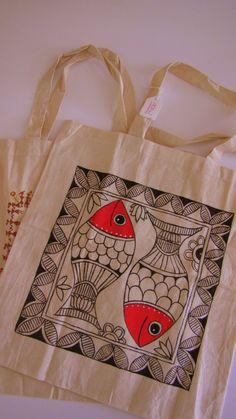 39 Trendy Ideas For Small Canvas Art Ideas Etsy Fabric Canvas Art, Kids Canvas Art, Small Canvas Art, Fabric Painting, Diy Painting, Beach Canvas, Fabric Paint Shirt, Madhubani Art, Madhubani Painting