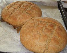 Hogin Herkut: Ohrainen hiivaleipä eli rievä Cornbread, Baking, Irene, Ethnic Recipes, Food, Millet Bread, Bakken, Essen, Meals