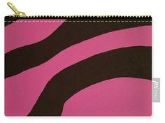 Carry-All Pouch - Wild Side Pink