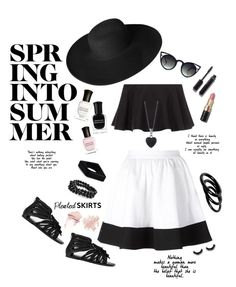 """Step into summer with black"" by melliflusous ❤ liked on Polyvore featuring ComeForBreakfast, Rosetta Getty, Bling Jewelry, Marni, Furla, BERRICLE, Dorfman Pacific, Boohoo, Bare Escentuals and Origins"