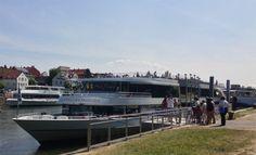 Kristallflotte Kristallkönigin river cruise ship Opera House, Cruise, Ship, River, Building, Regensburg, Cruises, Buildings, Rivers
