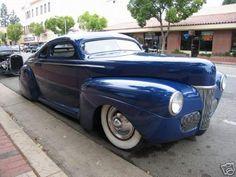 SLEEK '41 Ford