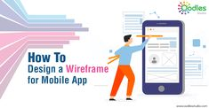 Check out the step by step process involved in creating a mobile app wireframe design. The first step is to determine the goals of your project.