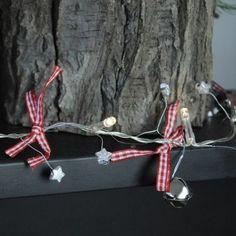 Christmas Bells Light Garland