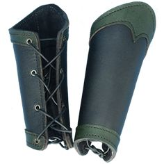 Warriors Leather Arm Bracers  $26.00