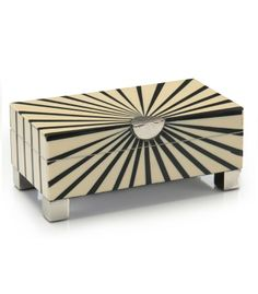 Limited Production Design: Wide Art Deco Polished Bone Dressing Table Box* Click Image For Full Screen View Dressing Table Boxes, Luxury Wedding Gifts, Luxury Gifts For Women, Bliss Home And Design, 21st Gifts, New Home Gifts, Corporate Gifts, Inspirational Gifts, Anniversary Gifts