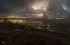 http://kotaku.com/5930372/from-halo-to-guild-wars-this-concept-art-stays-gorgeous