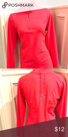 Pink Track Top Excellent Used Condition, Worn Once. Not Nike just in category for exposure Nike Tops Sweatshirts & Hoodies