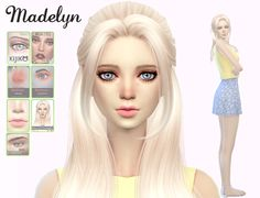 DOWNLOAD Madelyn Unzip the file and put everything… – JSBoutique | Sims 4 Updates -♦- Sims Finds & Sims Must Haves -♦- Free Sims Downloads