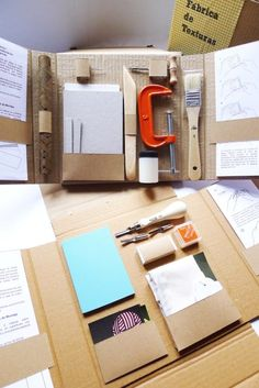 DIY- kits... great gift for creative people!