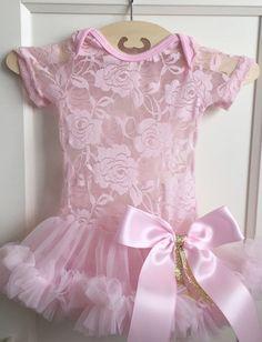 Girls tutu-baby tutu dress-1st birthday tutu by IssaBugsBoutique