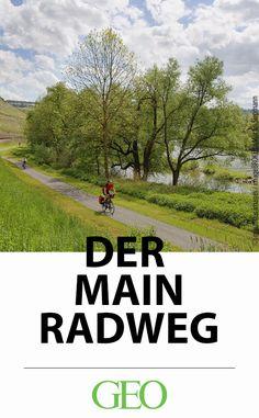 Fahrradtour: Der Main-Radweg