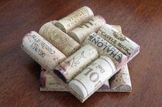 wine bottle cork projects - Google Search