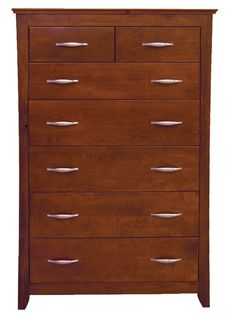 Amish Country Furnishings - Lexington Collection – 7 Drawer Chest