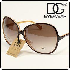 New Retro Vintage Shades Oversized Womens Designer Sunglasses | eBay