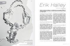 Raise Magazine Issue #9 with ErikHalley #ErikHalley