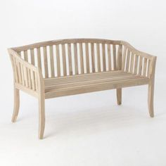 Crafted exclusively for terrain, this solid teak bench reflects the elegant designs of bygone eras. Each bench is treated for outdoor use with our Ins Outdoor Living Furniture, Accent Furniture, Garden Furniture, Outdoor Seating, Outdoor Chairs, Outdoor Decor, Teak Garden Bench, Furniture Collection, Front Steps