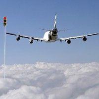 FAA Installs 36,000-Foot-Tall Air Traffic Lights