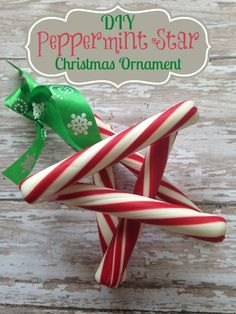 You're bound to find the perfect craft for your kids with this collection of handmade Christmas ornaments! Just right to keep little hands busy. Kids Christmas Ornaments, Handmade Christmas Decorations, Christmas Candy, Simple Christmas, Holiday Crafts, Christmas Crafts, Christmas Ideas, Holiday Tree, Christmas Stars