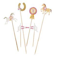 Pony Party Food Picks