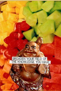 Broaden your knowledge