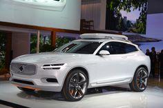 Volvo Concept XC Coupe. http://aol.it/1al3Utq #NAIAS @Judith de Munck Heinzelman Cars US #Volvo