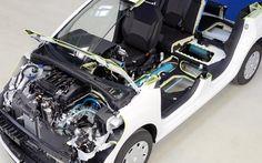 PSA Peugeot Citroen seeks partners and fails,  for Hybrid Air tech: Puts it on the back burner