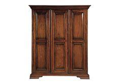 Furniture Village Loxley Three Drawer Wardrobe Elegant wooden wardrobe with triple doors. Left section: 1 shelf, 1 hanging rail, 1 removable shoe rack. Right section: 1 hanging rail, 3 drawer unit ]]> http://www.MightGet.com/january-2017-11/furniture-village-loxley-three-drawer-wardrobe.asp
