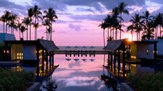 Qantas can take you to Thailand! ~ JW Marriott Khao Lak, Thailand Been here resort with a beach & swimming pools 5 minutes away from your rooms! Thailand Honeymoon, Thailand Travel, Thailand Tourism, Phuket Thailand, Honeymoon Destinations, Bungalows, Hotel Bali, Places To Travel, Places To See