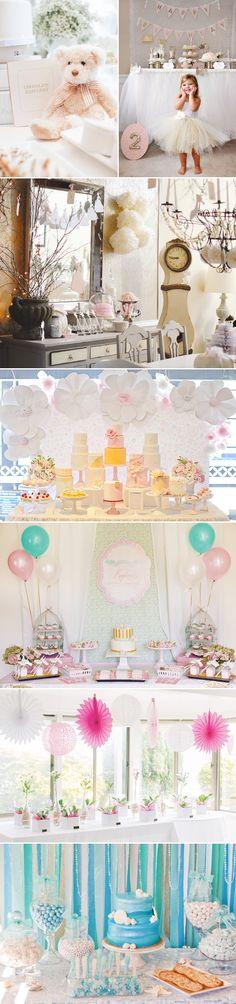 29 Kids Birthday Party Design Ideas - Elegant