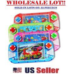 WHOLESALE  Kids Toys Watter Toss Ring Sea Life Toddler Boys Girls Games Bulk LOT