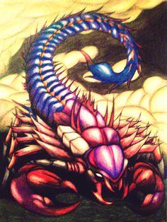 Escorpion Tattoo, Tattoos, Spiderman, Superhero, Character, Spider Man, Tatuajes, Tattoo, Japanese Tattoos