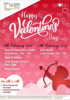 LA CiTY Trianon - Happy Valentine's Day. Tel: 466 8985 Live Band, Valentine Special, Love Songs, Photo Booth, Neon Signs, Entertainment, Day, Photo Booths, Entertaining