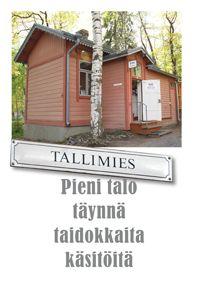 Tallimiehen talo - Tallipiha, Tampere