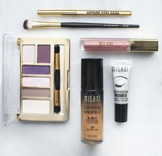 Milani Cosmetics and beauty products, including face makeup, nail color and a full range of top quality makeup products, for women of any age, style or skintone Makeup Haul, Beauty Makeup, Eye Makeup, Makeup Tips, Beauty Tips, Best Drugstore Concealer, Drugstore Makeup, Golden Makeup, Expensive Makeup