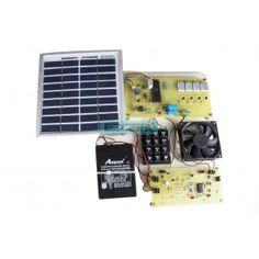 Solar Water Pump Control with Four Different Time Slots for Power Saving Applications, Is designed to operate with inbuilt (RTC) to keep tracking the time rather than ON/OFF the pump manually. Electrical Projects, Solar Projects, Electrical Engineering, Solar Water Pump, Real Time Clock, Do It Yourself Kit, Engineering Projects, Tool Kit, Solar Power