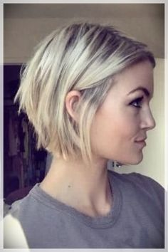 Styling Tips for Short Hairstyles - Bob Hairstyles for Fine Hair, . - Styling Tips for Short Hairstyles – Bob Hairstyles for Fine Hair, – - Oval Face Hairstyles, Haircuts For Fine Hair, Medium Bob Hairstyles, Best Short Haircuts, Short Thin Hairstyles, Layered Hairstyles, Hairstyle Short, Beautiful Hairstyles, Hairstyles Haircuts