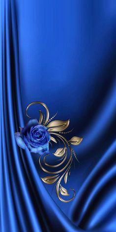 By Artist Unknown. Blue Roses Wallpaper, Flower Phone Wallpaper, Heart Wallpaper, Cellphone Wallpaper, Colorful Wallpaper, Galaxy Wallpaper, Nature Wallpaper, Wallpaper Backgrounds, Luxury Wallpaper