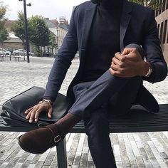 Classy Menswear — yourlookbookmen: Men's Look Most popular fashion...