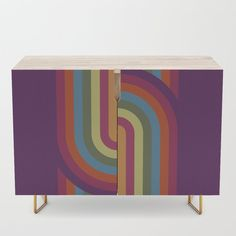 Psychedelic Wheels Credenza by Office Cabinets, Credenza, Psychedelic, Cleaning Wipes, Wheels, Mid Century, Furniture, Home Decor, Decoration Home