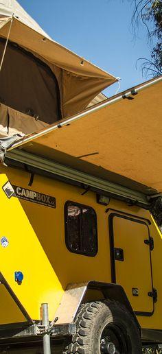 En CampBox Chile nos especializamos en trailers y equipos off road de expedición, camping y largas travesías, modificación de vehículos y proyectos especiales.