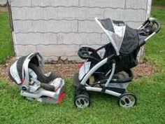 GRACO 2008 Stroller Car Seat Travel System - $150 (Dickerson)