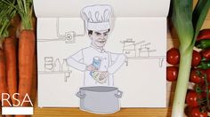 RSA Shorts - How Cooking Can Change Your Life.  Eat what you want as long as you cook it yourself!